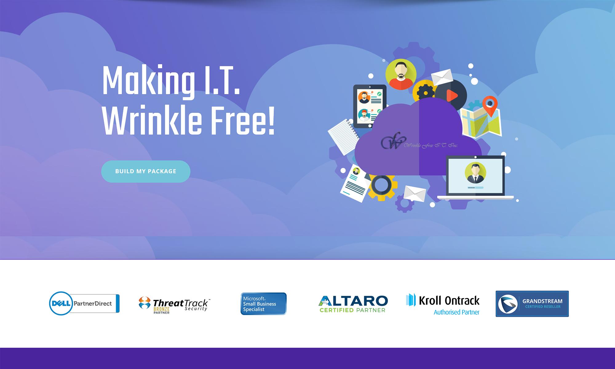 Wrinkle Free I T  – Dot Designz